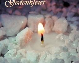 Bern: Gedenkfeier für Menschen, die um ein Kind trauern