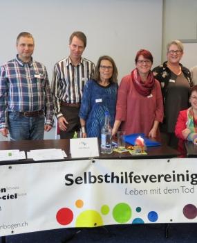 Generalversammlung des Vereins Regenbogen Schweiz