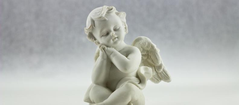Ein Engel auf Reisen