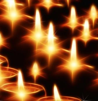 Worldwide Candle Lighting 2018